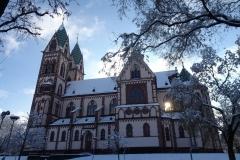 Herz-Jesu-Kirche. Foto: Armin Jacob
